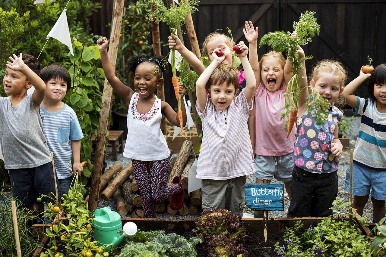 Skatiet veselīgāku bērnu darba čempionus